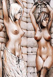 Hello my beauties, missed me? - Sex captives of terror prison by Tim Richards
