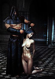 The inquisition 01 - She was real crazy by Agan Medon